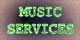 Music Services Button