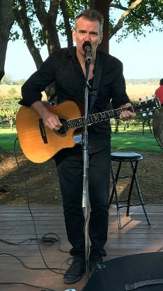 Dave Goodrich at Old House Vineyards
